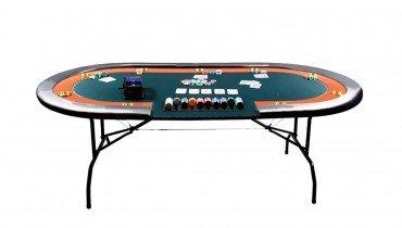 Mesa de Poker Deluxe