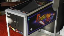 Máquina Pinball Action 1985